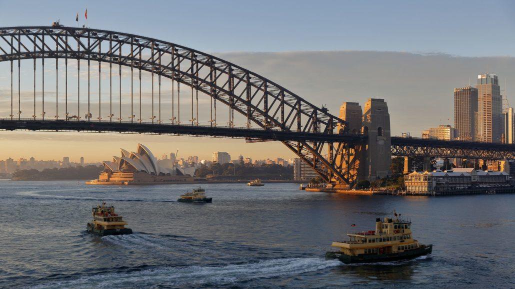Ferries Sydney