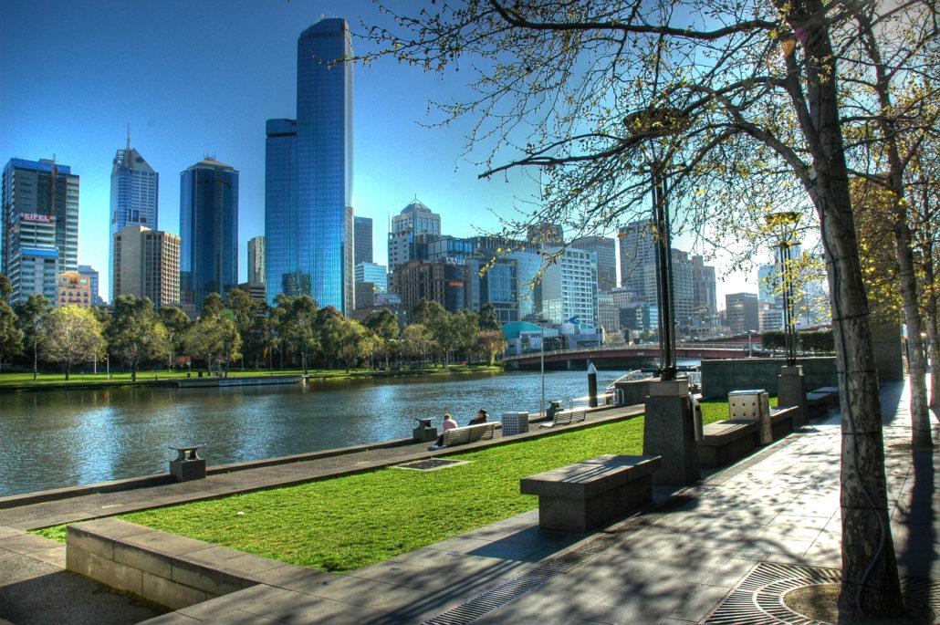 città australiane Brisbane