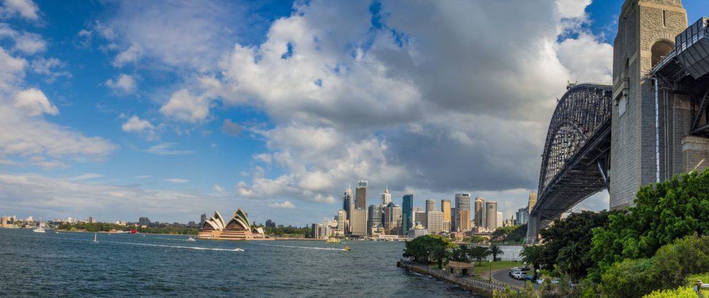 Città australiane Sydney