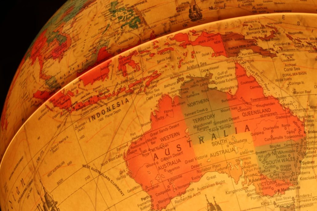 Andare in Australia