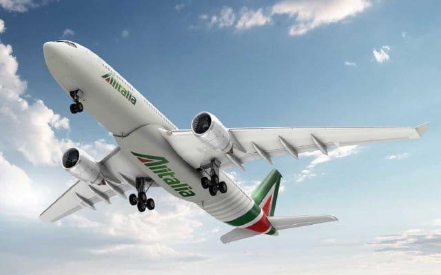 Alitalia volo diretto