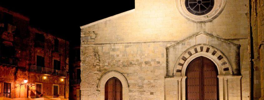 Tropea Cattedrale Maria santissima di Romania