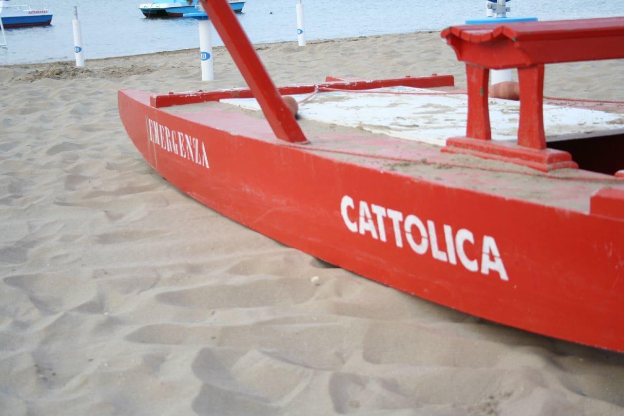 spiagge Comune di Cattolica
