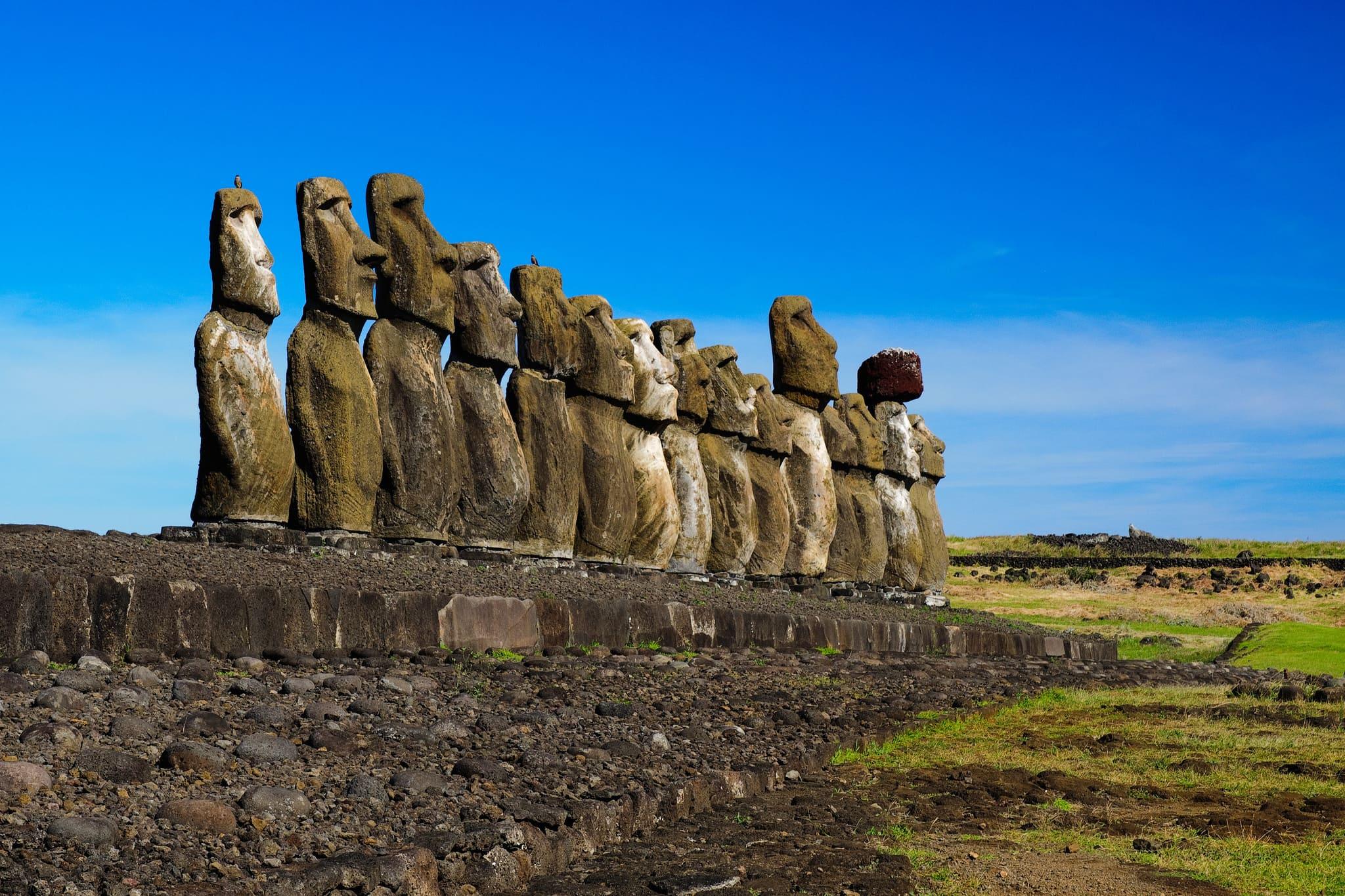 Isola di Pasqua Sud America