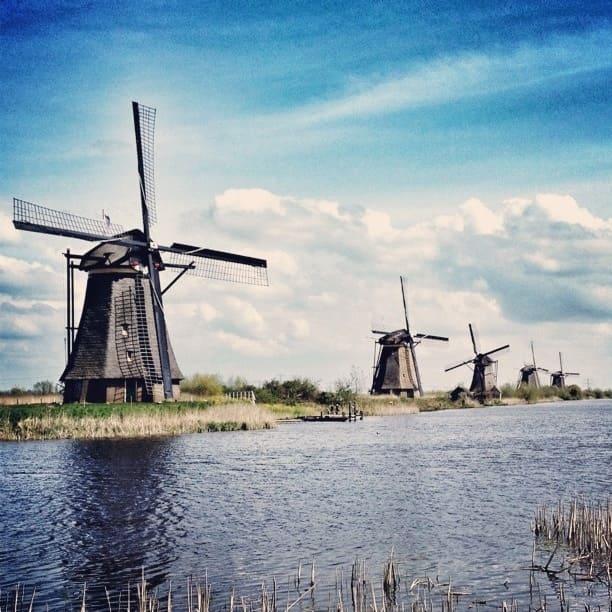 Viaggi in Europa a Dicembre Olanda