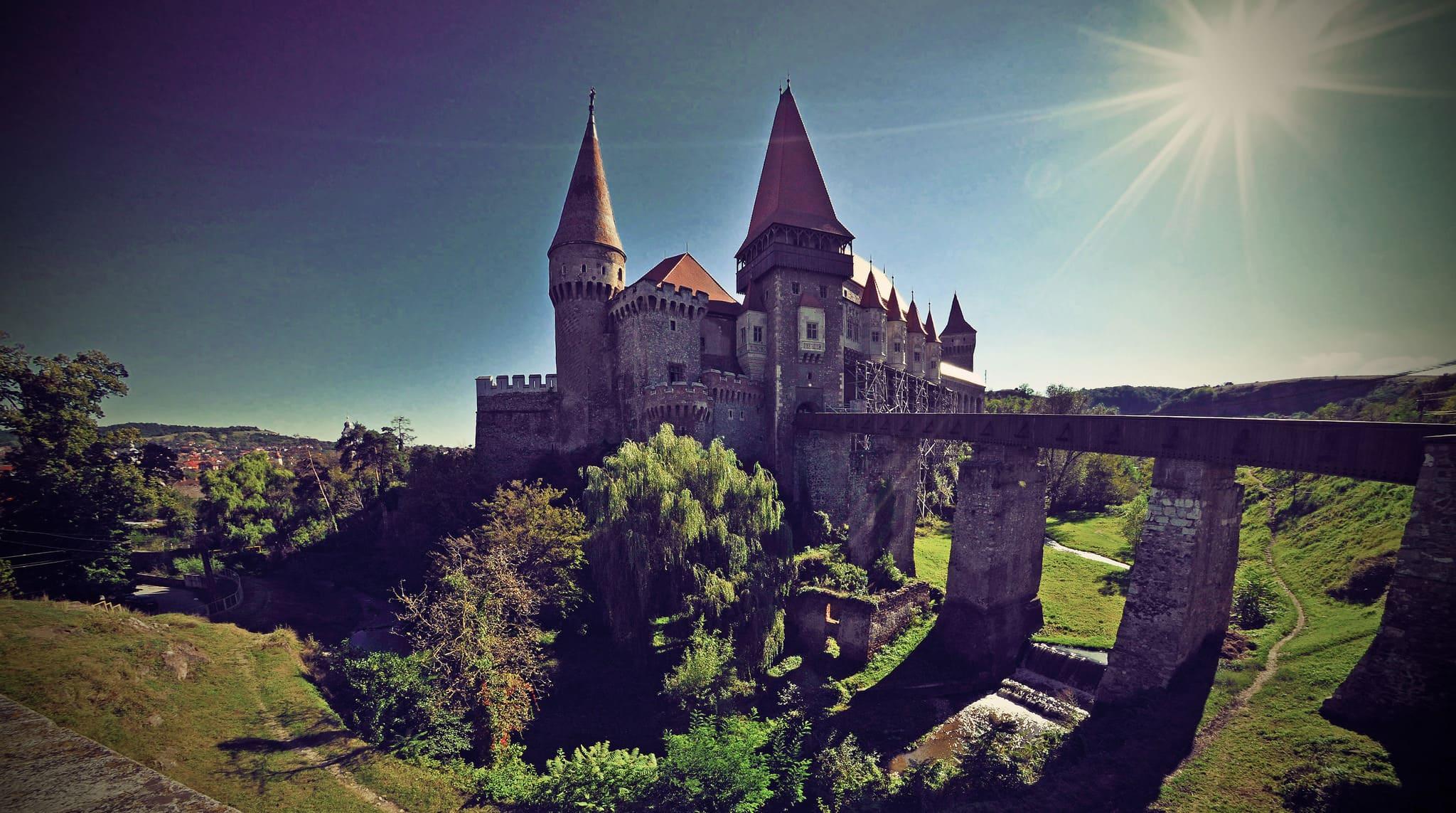 Viaggi in europa a dicembre on the road Transilavania