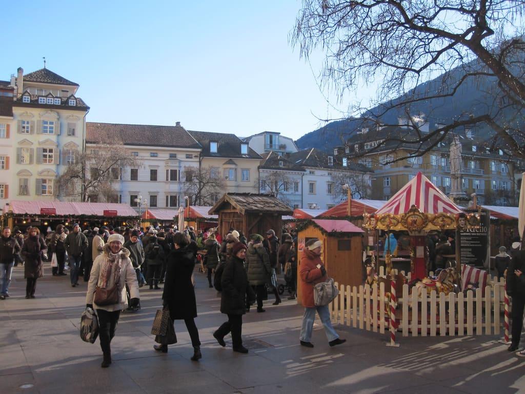 mercatini di natale di bolzano