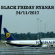 black Friday Ryanair day5