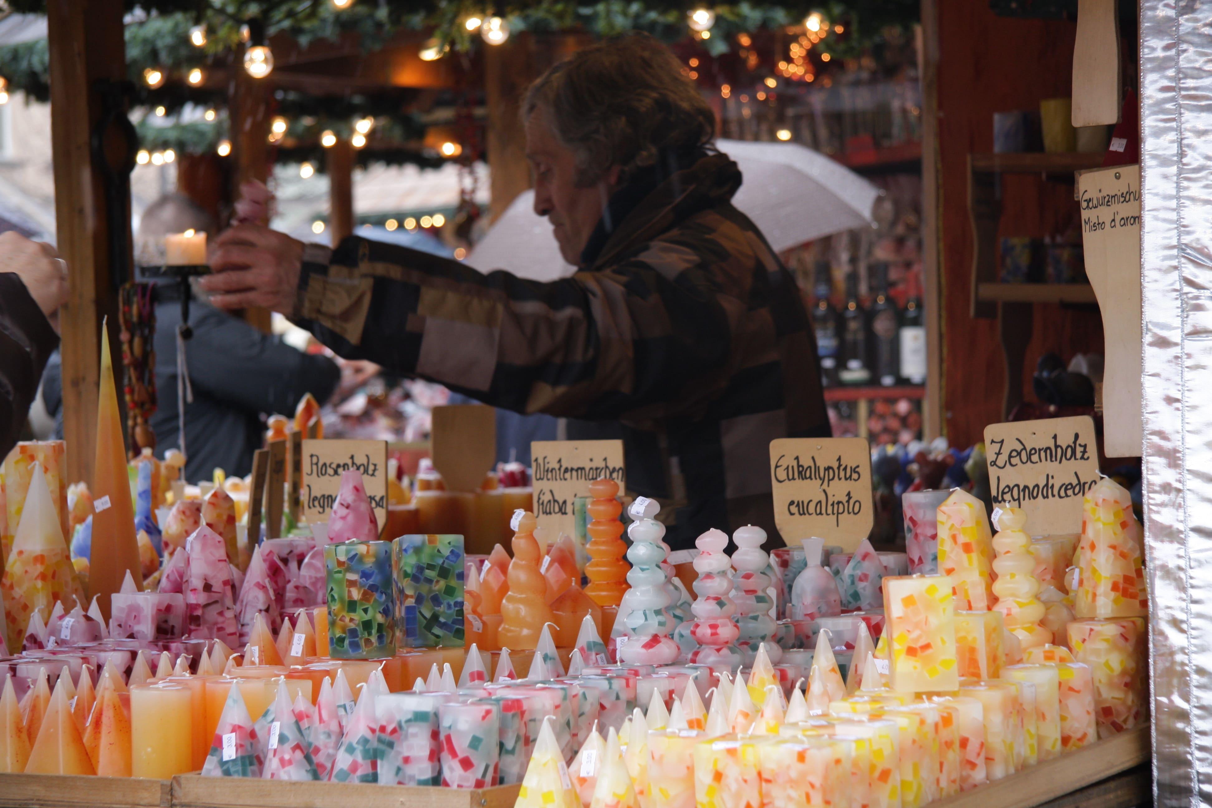 mercatino di Natale Napoli