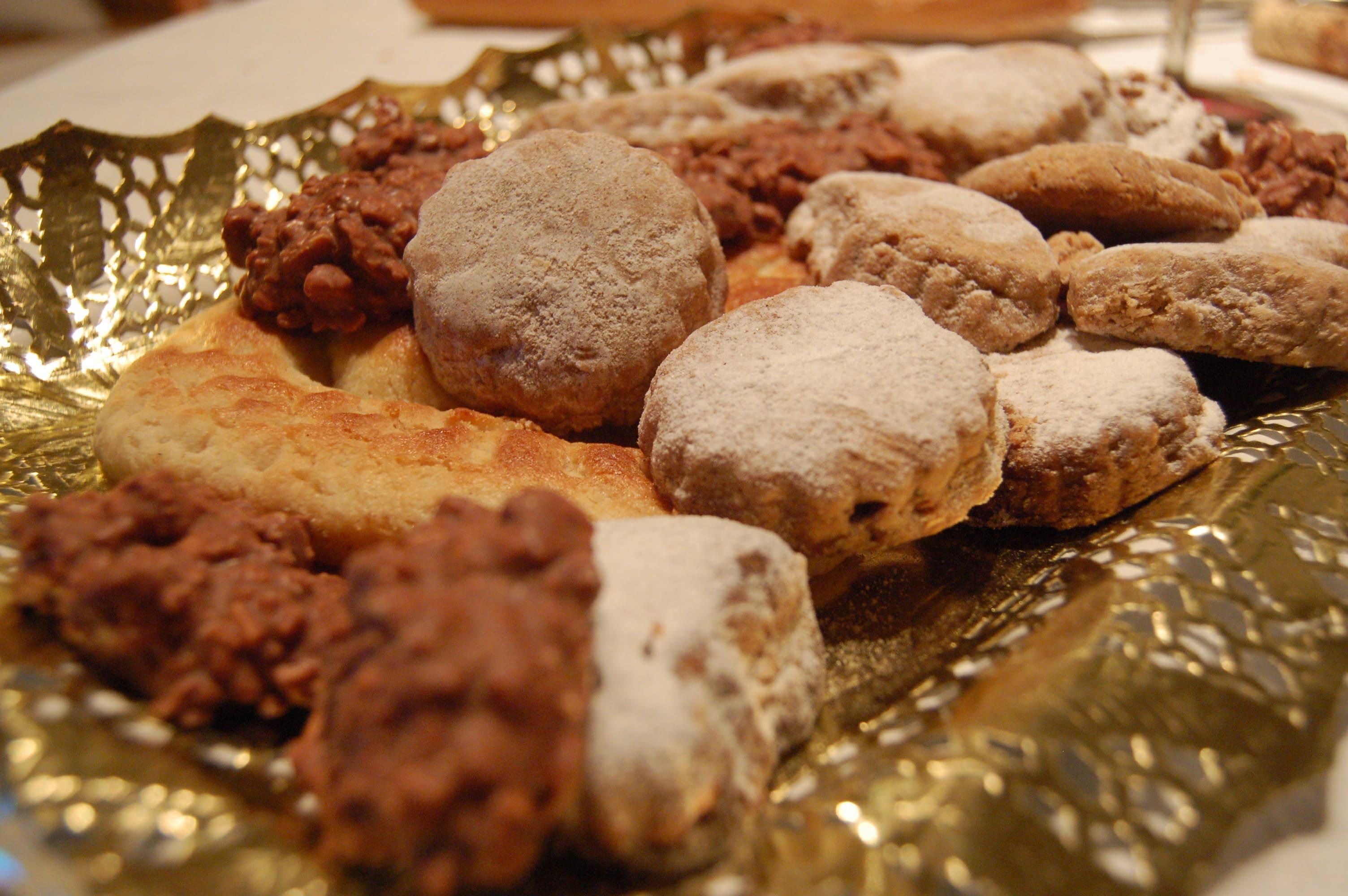 dolce caratteristico Natale a Siviglia
