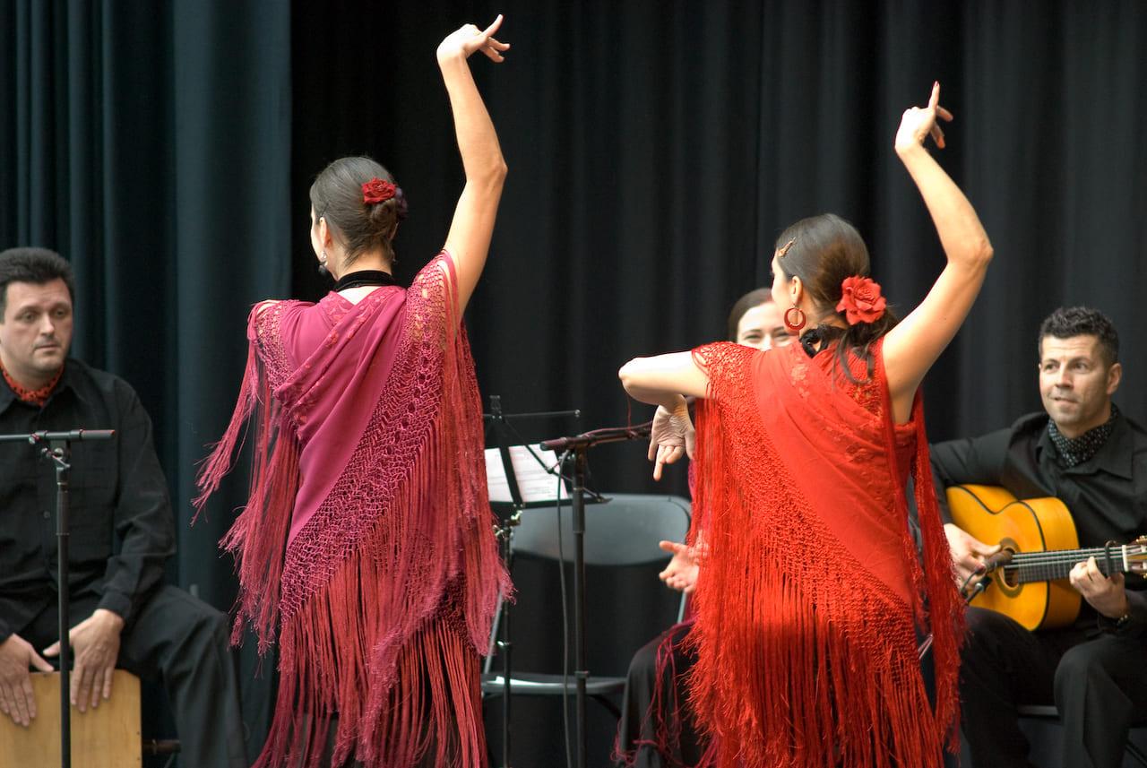 Flamenco capodanno siviglia