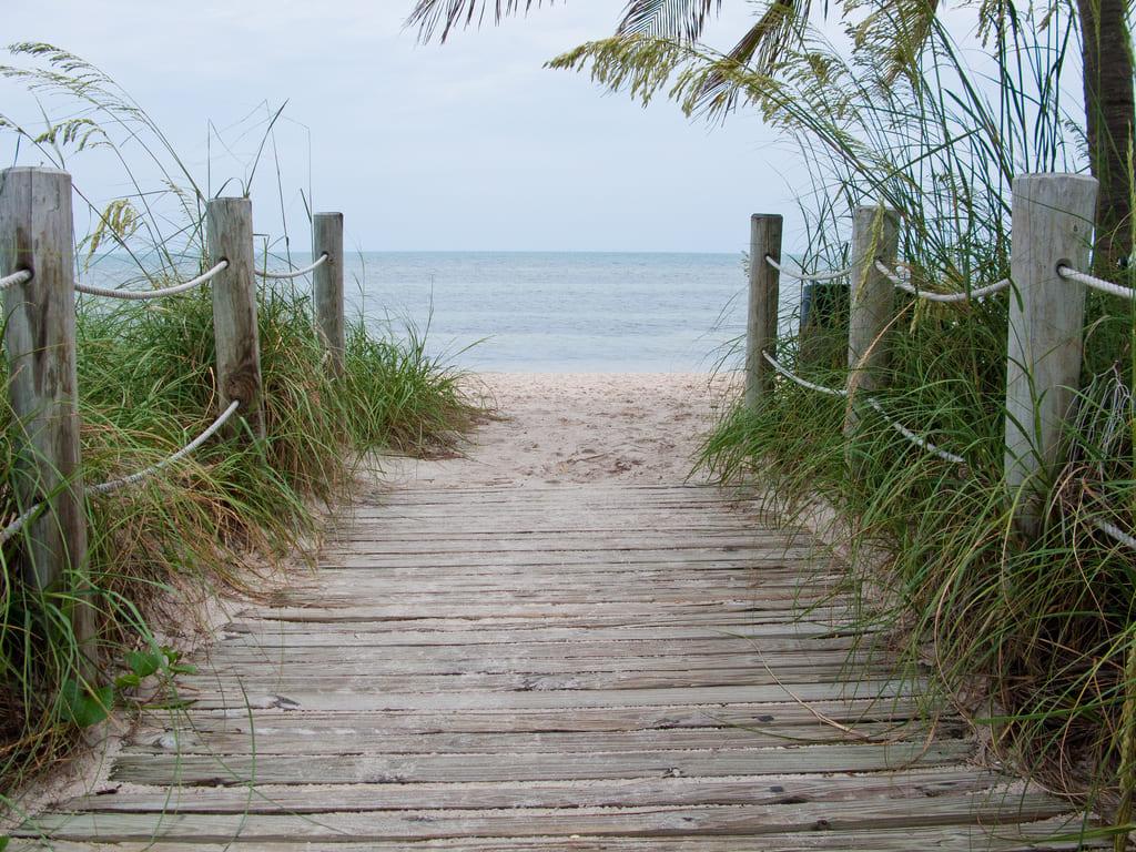 parcheggi key west per spiagge