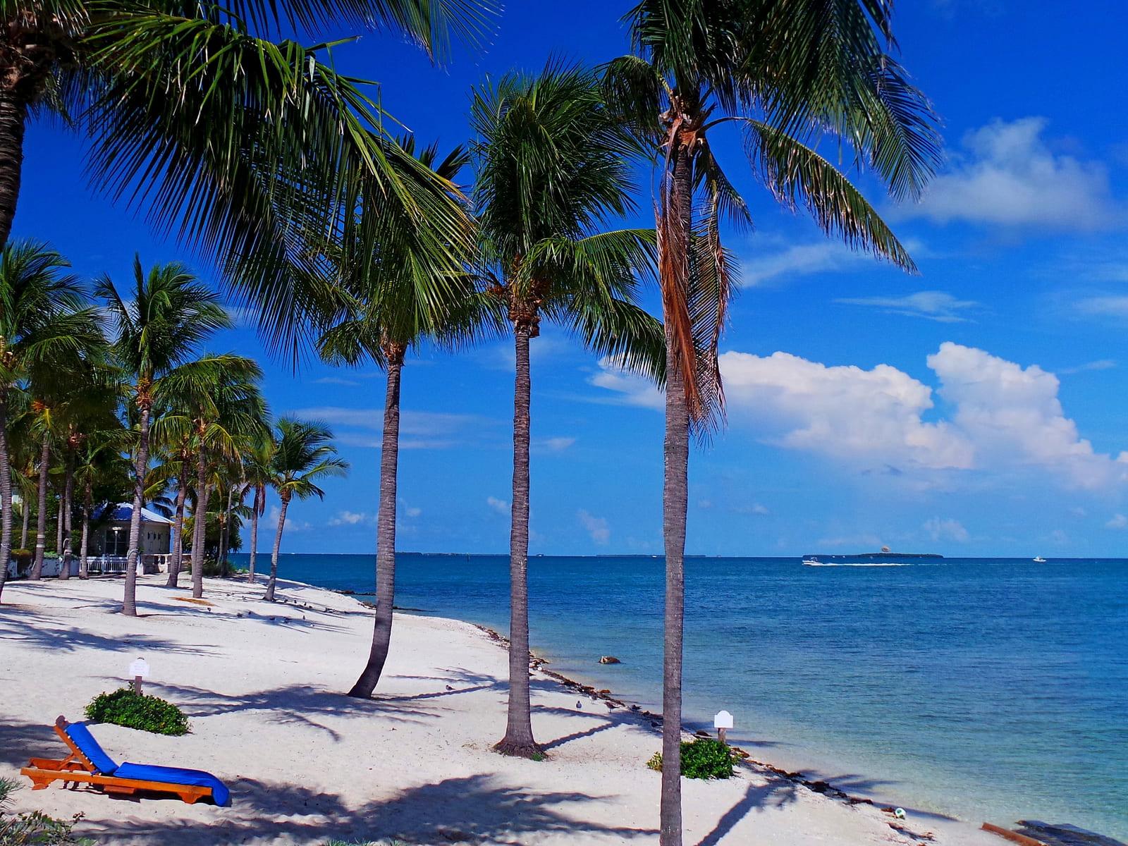 Key west spiagge
