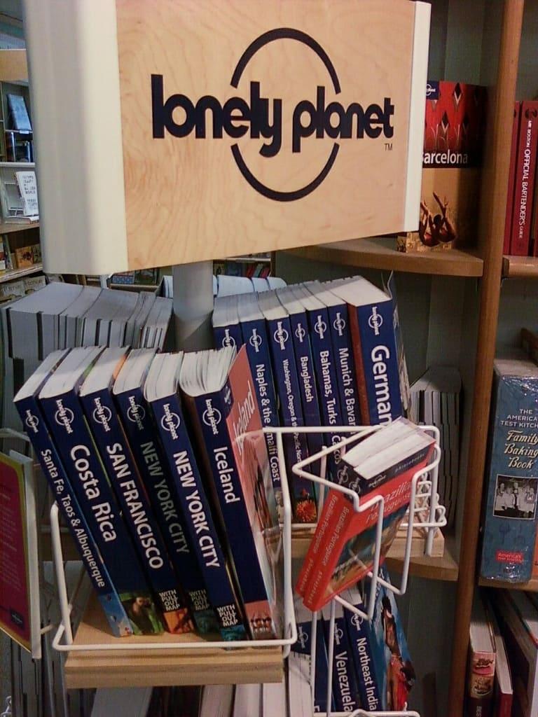 Guida Lonely Planet di viaggio