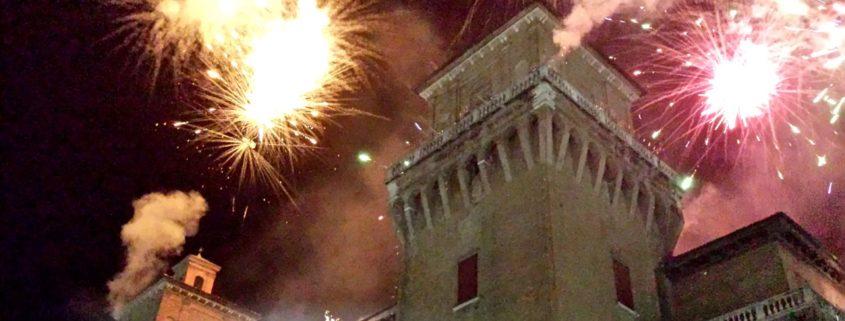 Castello Ferrara Capodanno