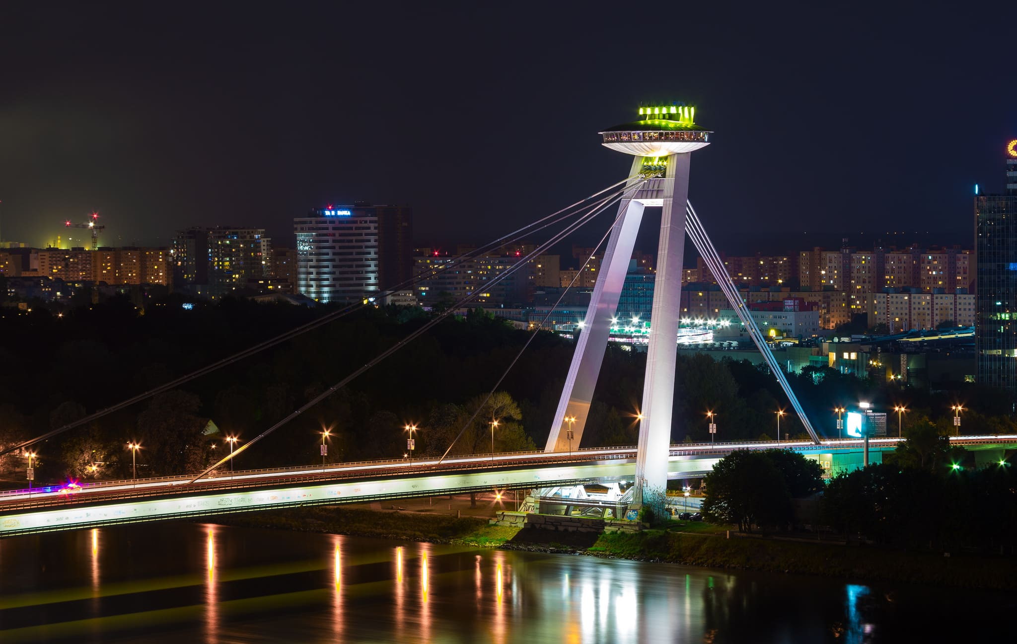 Notte a Bratislava
