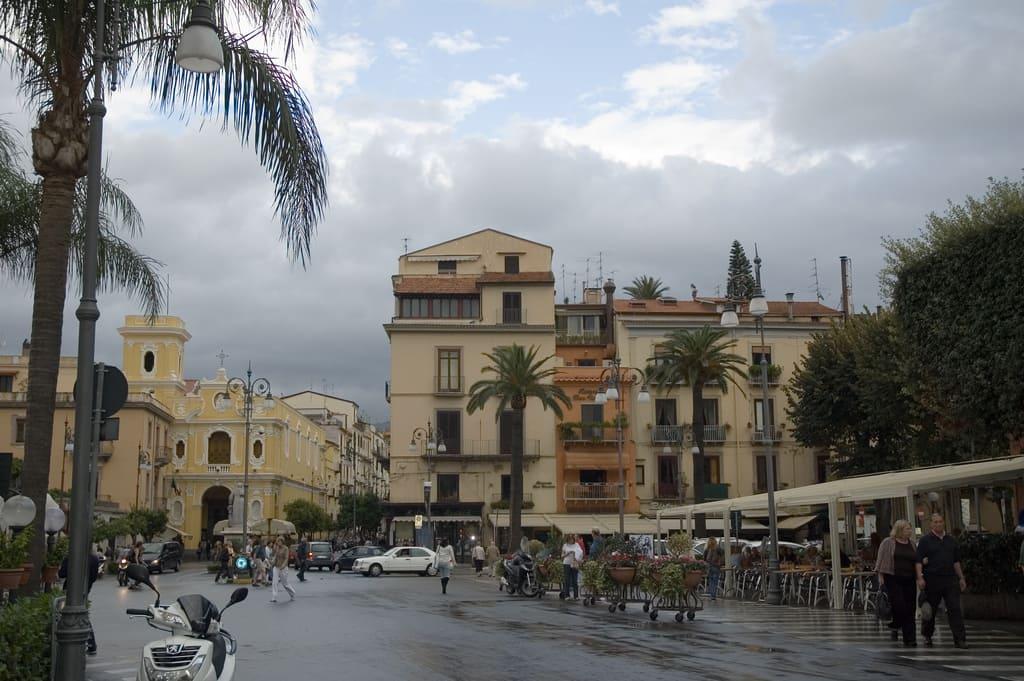 Piazza Tasso Sorrento