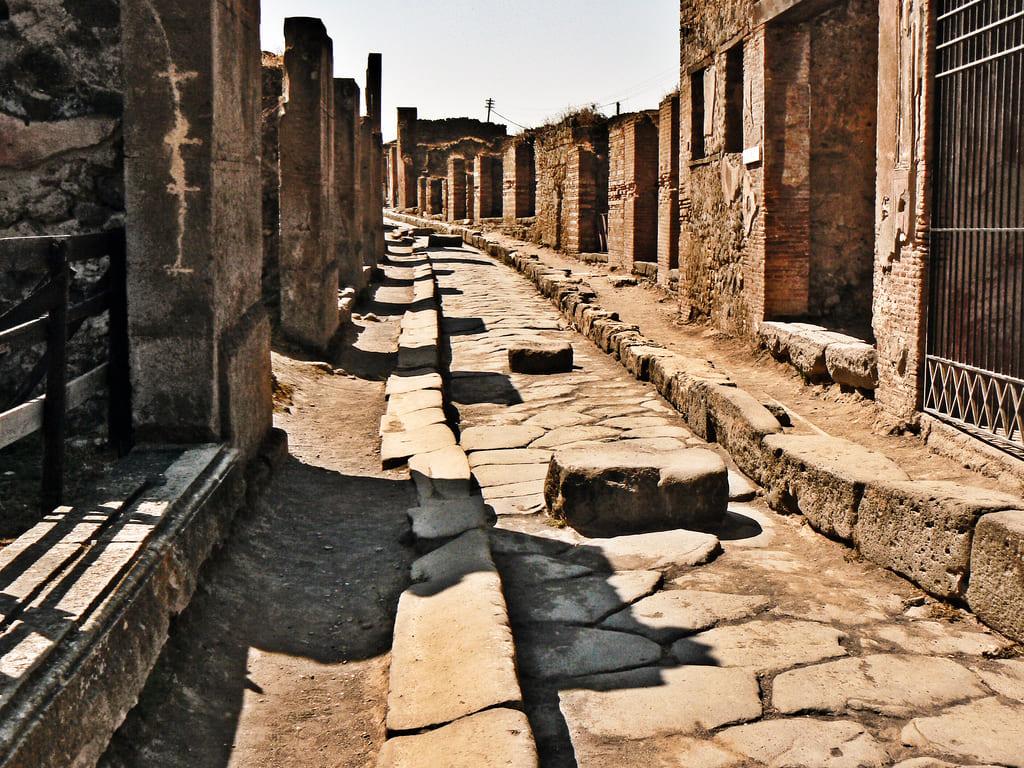 visita vesuvio pompei