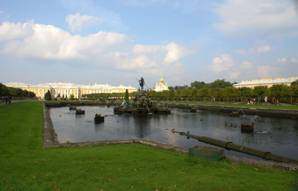 giardino e fontane