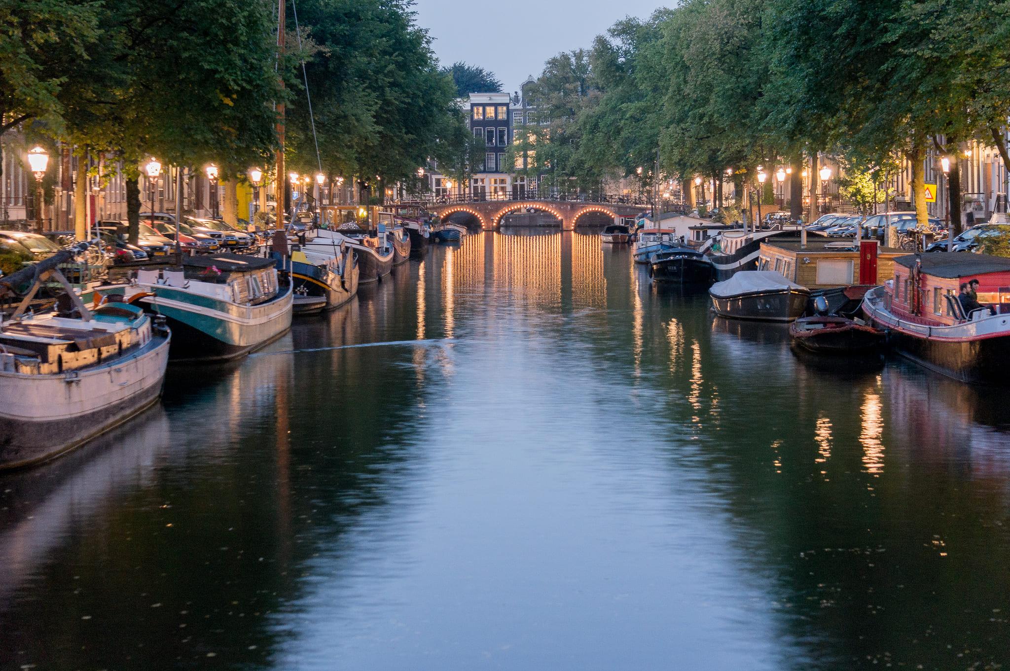 Amsterdam città più bella d'europa