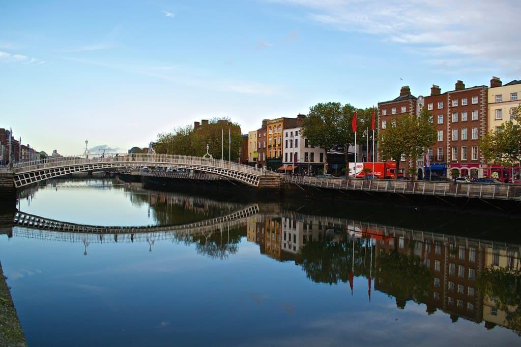 città europea Dublino
