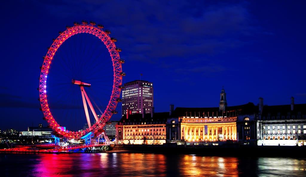 Londra meta più bella d'europa