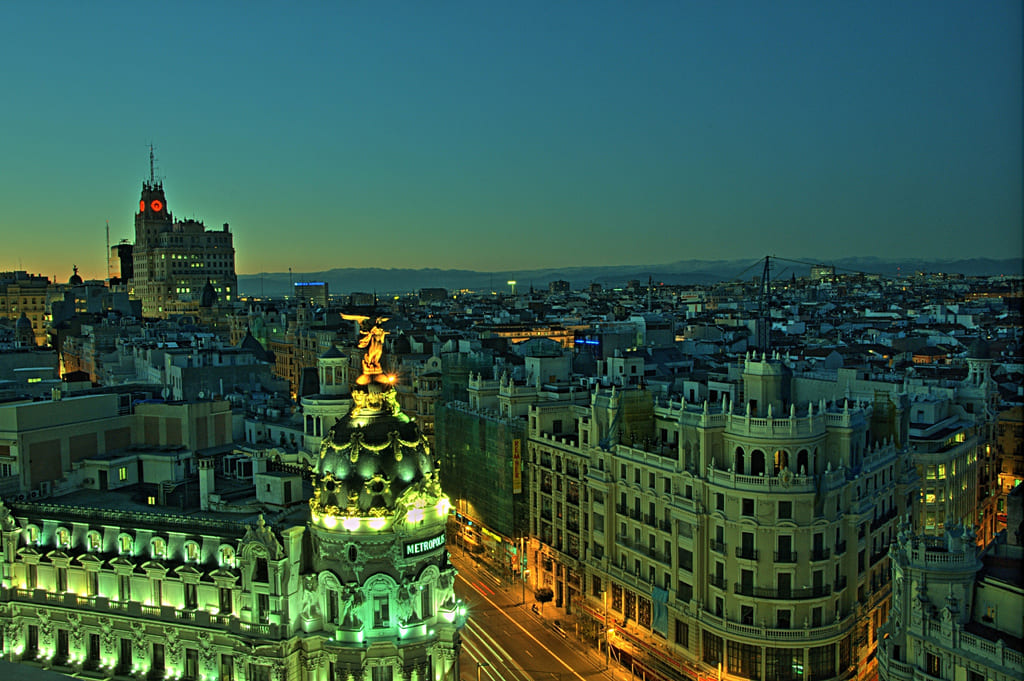 Madrid tra le mete più belle d'europa