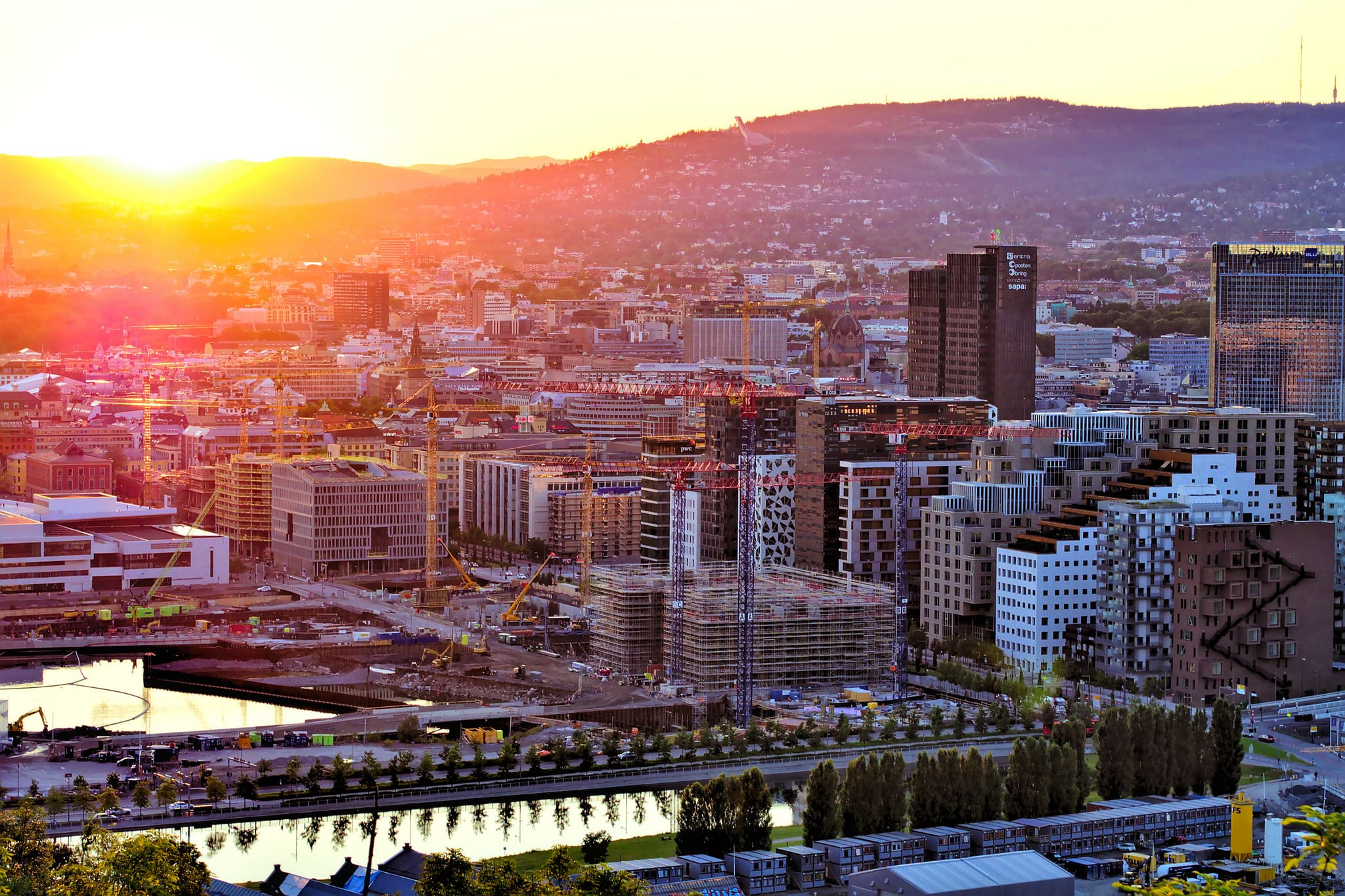 Oslo destinazione europea