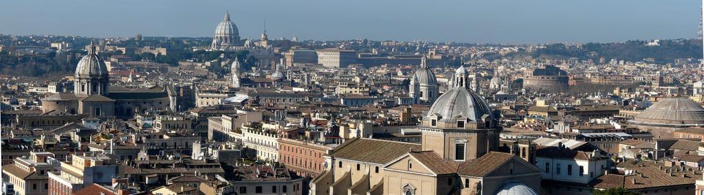 Roma capitale del Mondo