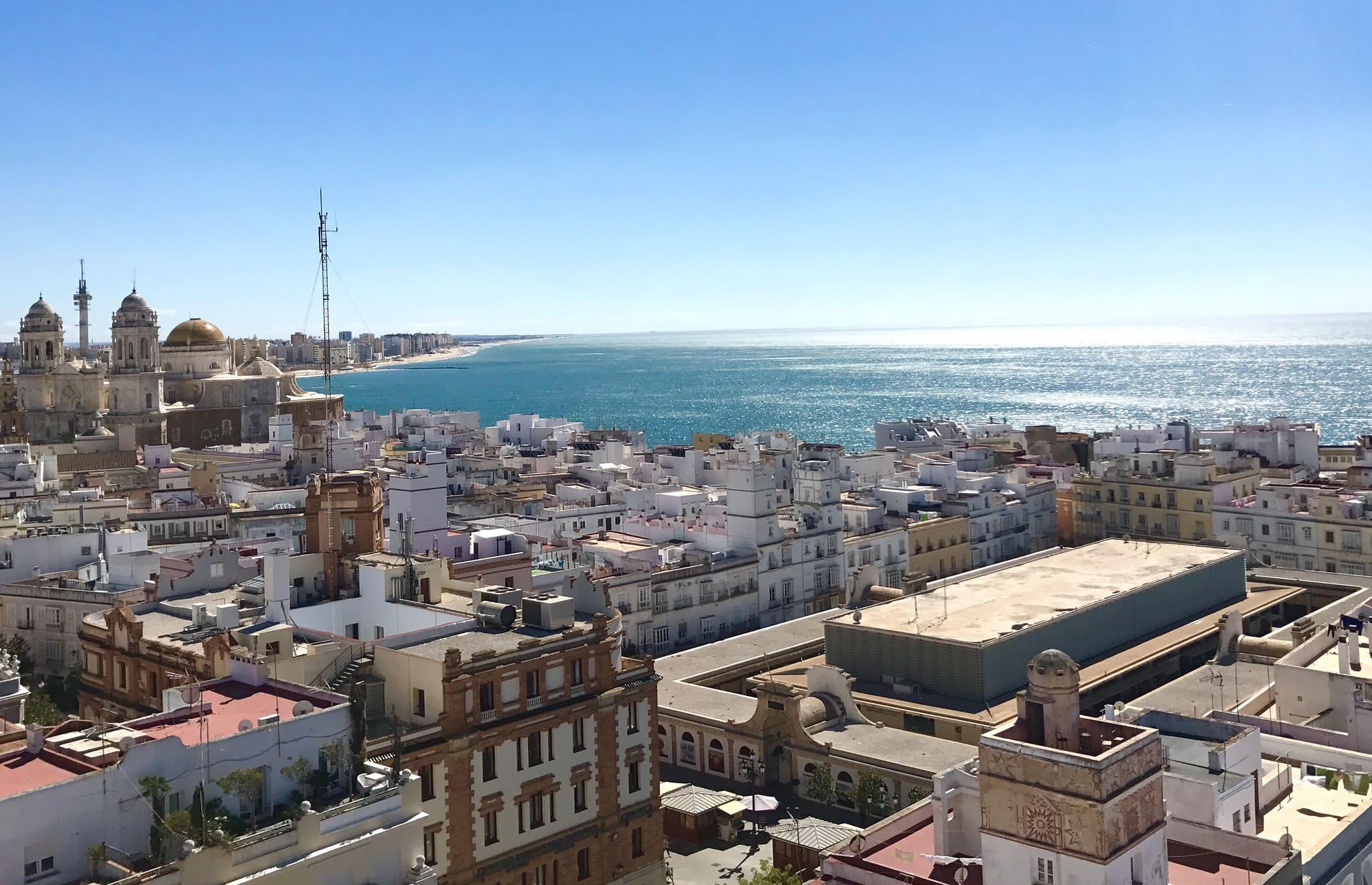 Andalusia cosa vedere cadice