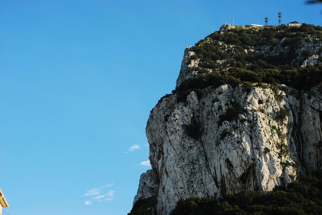 Gibilterra colonne d'Ercole Andalusia