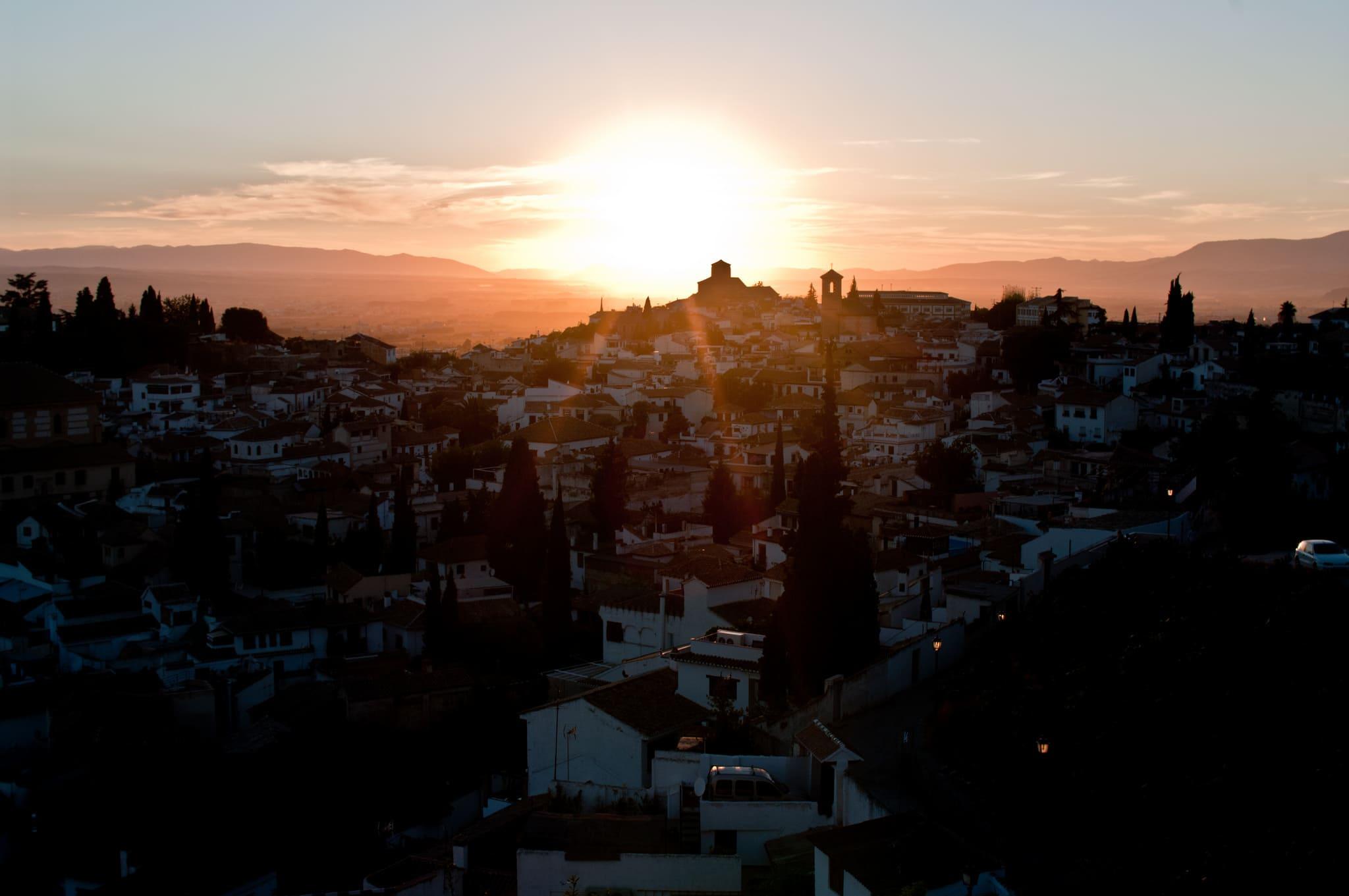 Andalusia cosa vedere
