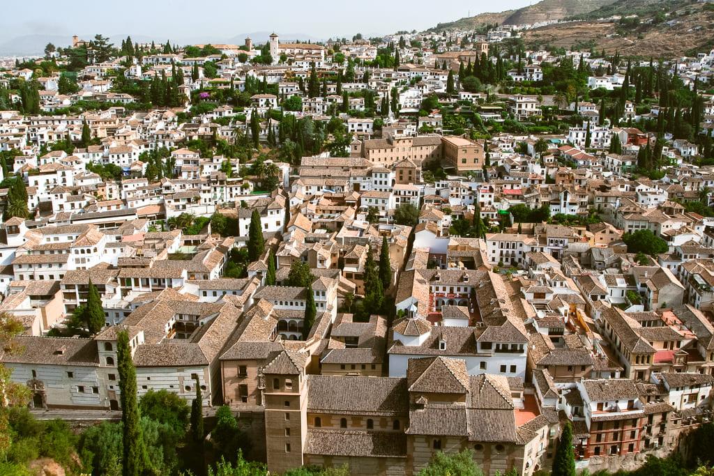 Granada spagna del sud