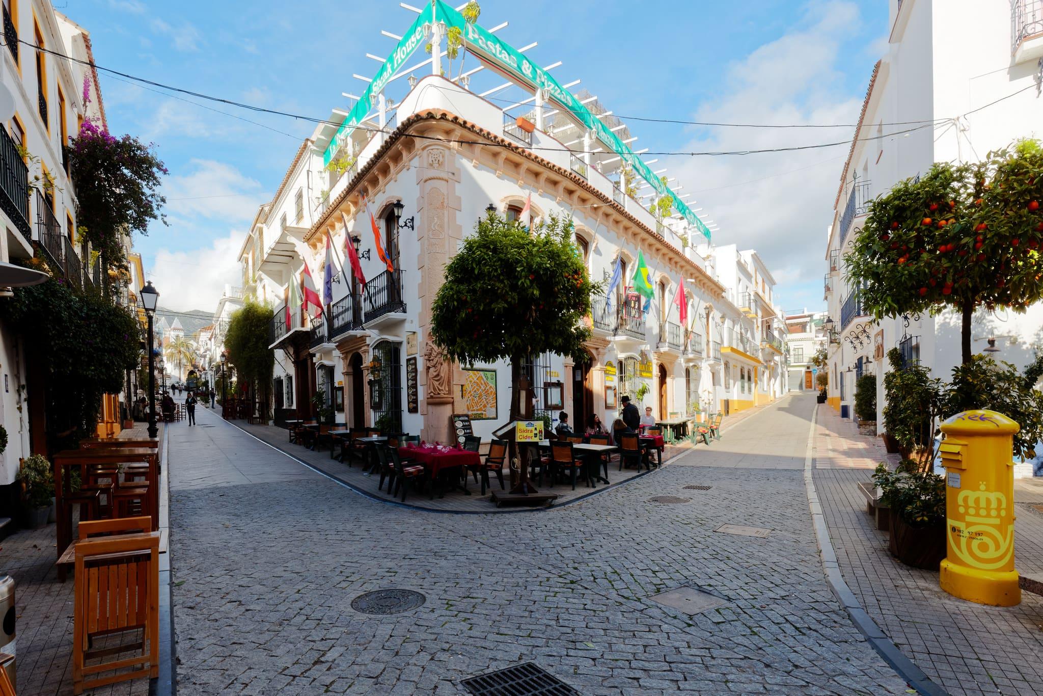 Viaggio in Andalusia - Marbella