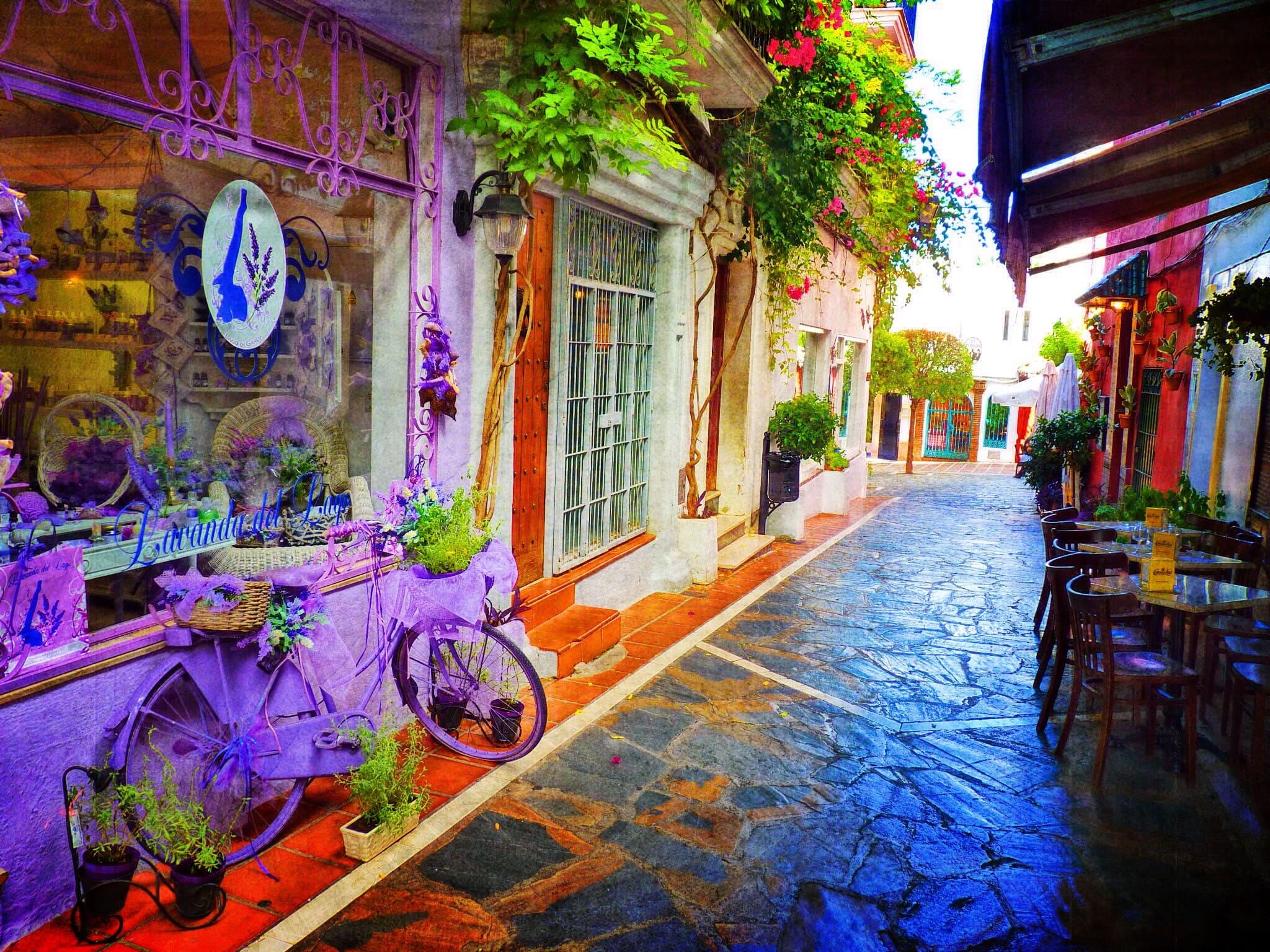 Spagna del Sud Marbella