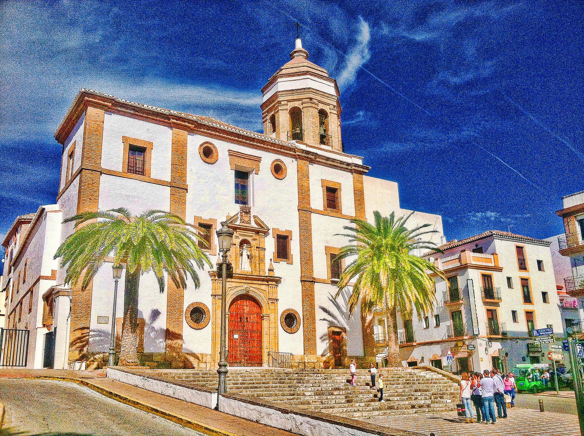 Ronda Andalusia luoghi di interesse