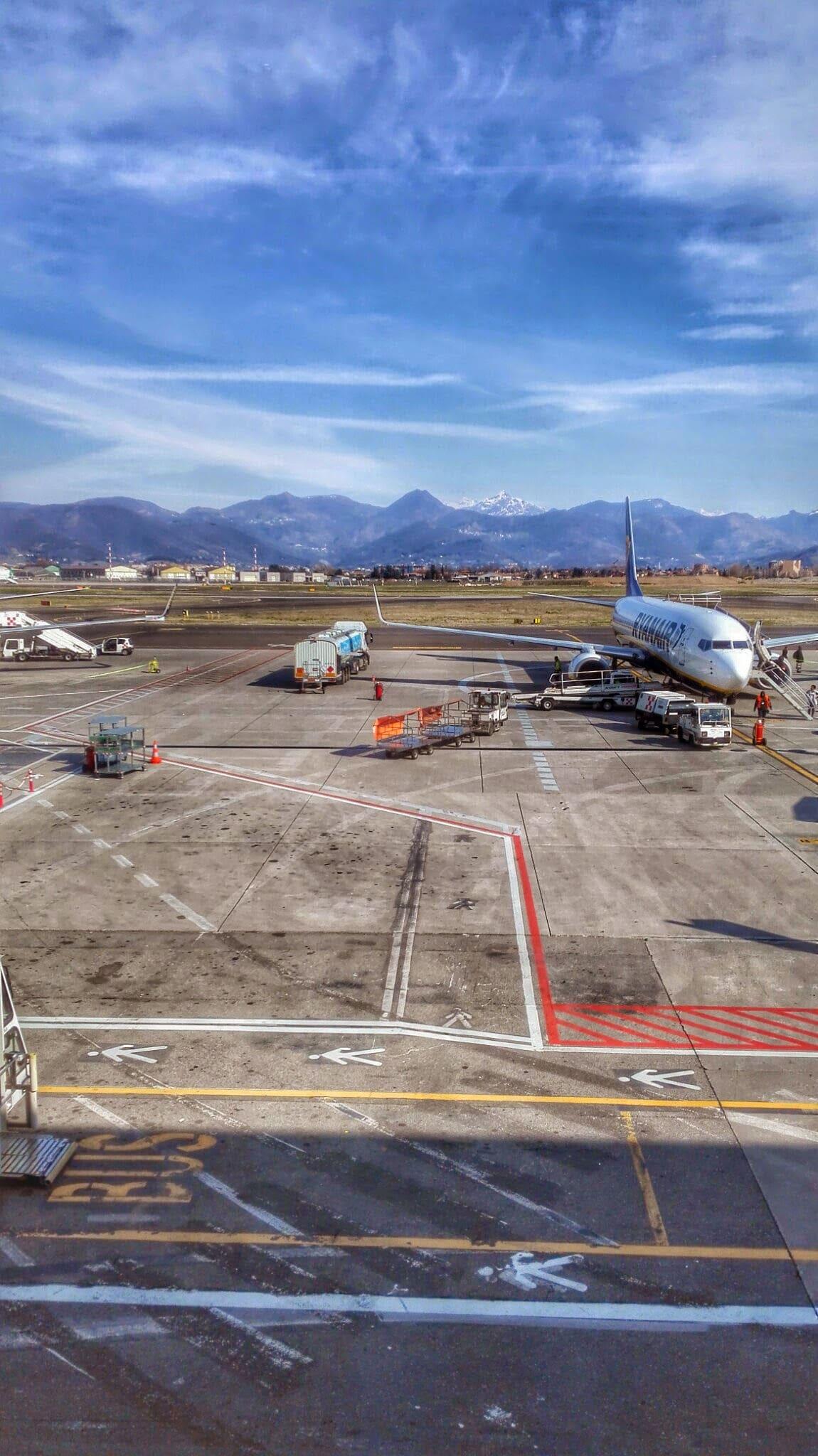 Aeroporto Orio : Bergamo aeroporto di orio al serio più di milioni di