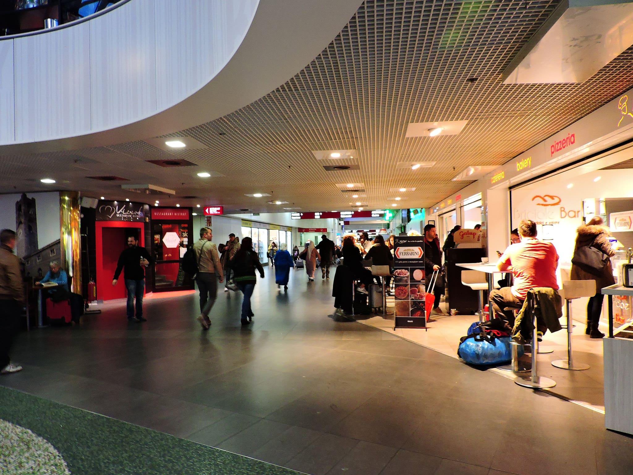 Aeroporto Bergamo Orio Al Serio Bgy Tipintravel