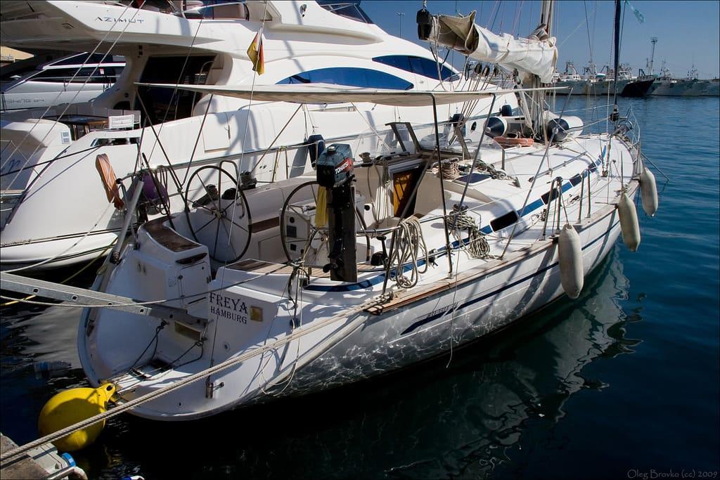 Barca isola d'Elba