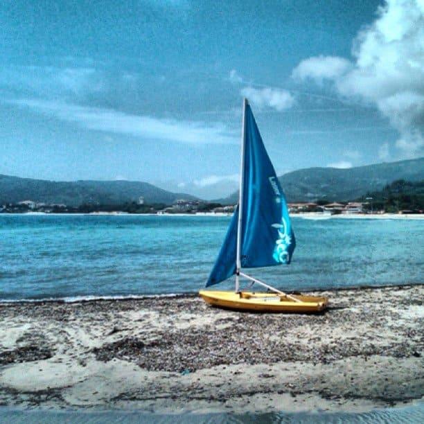 Noleggio della barca all'Isola Elba