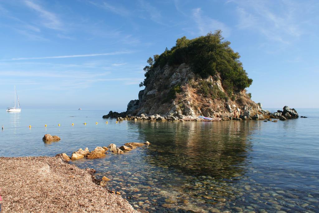 Isola d'Elba mare