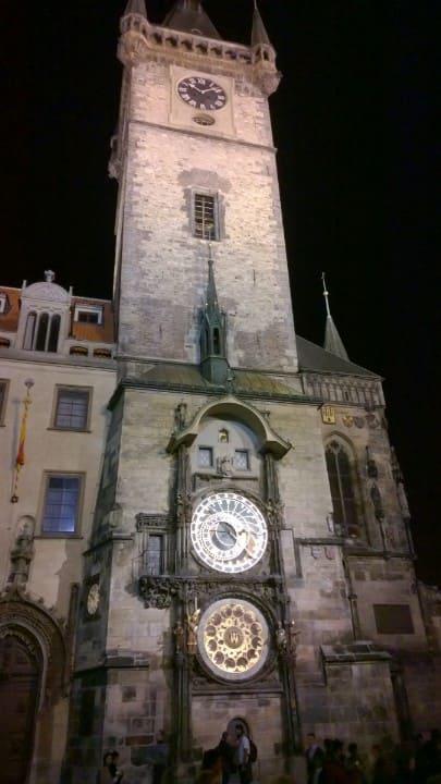 leggenda dell'orologio di praga