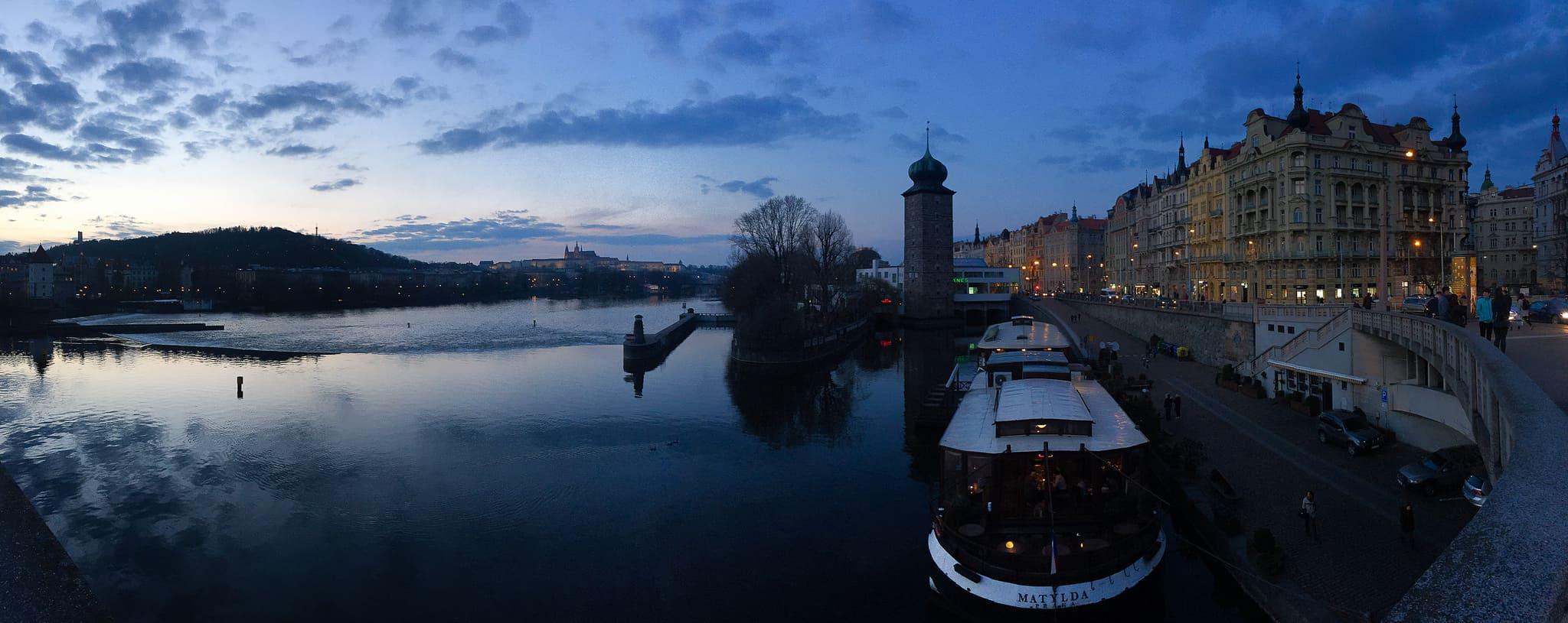 Quartiere vecchio di Praga