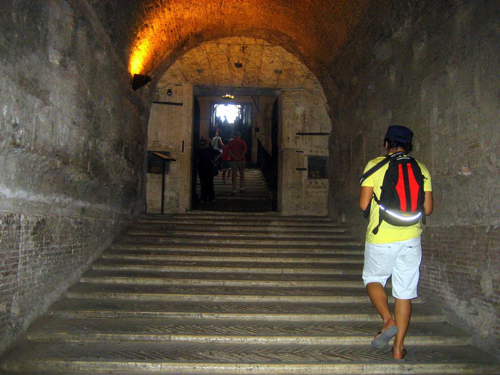 passetto di Castel Sant'angelo
