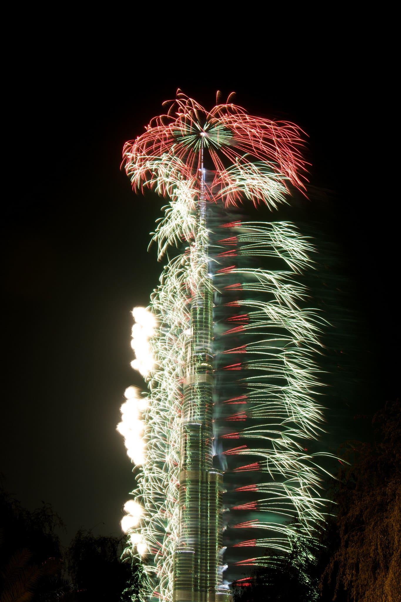 Bur Khalifa Capodanno