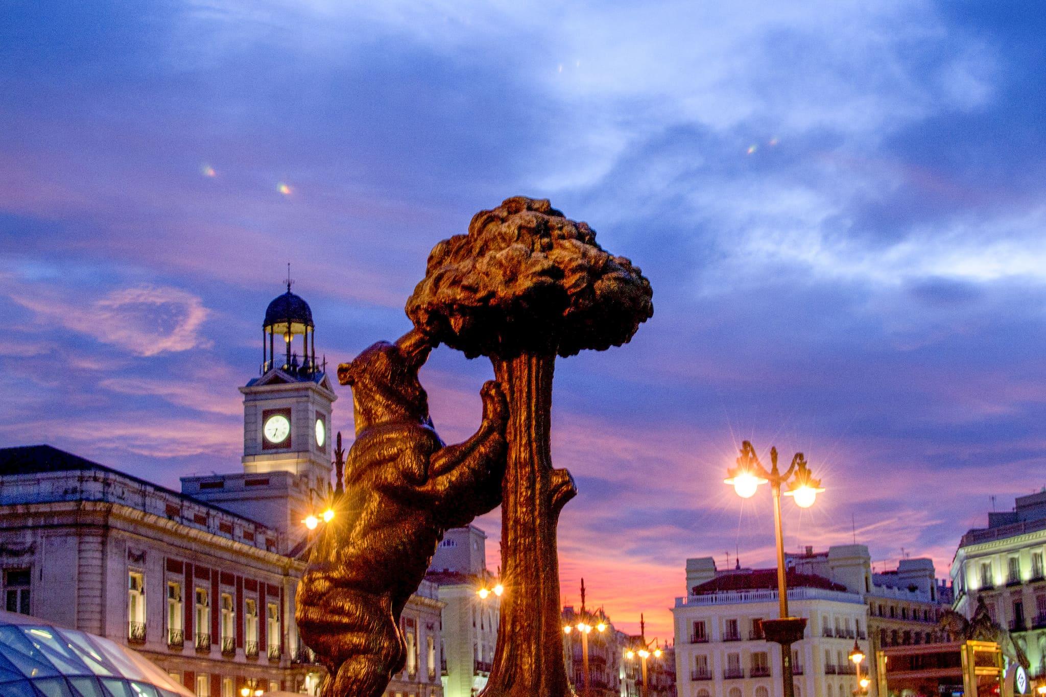 luoghi di interesse Madrid
