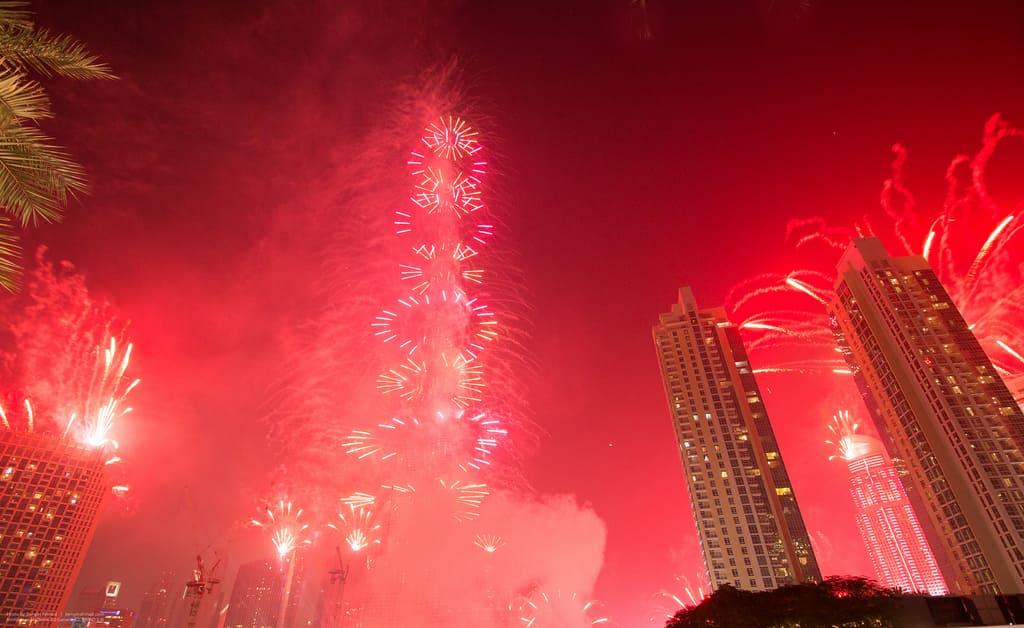 Dubai Capodanno