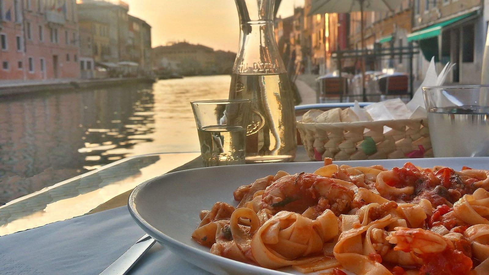 cenone di Capodanno a Venezia
