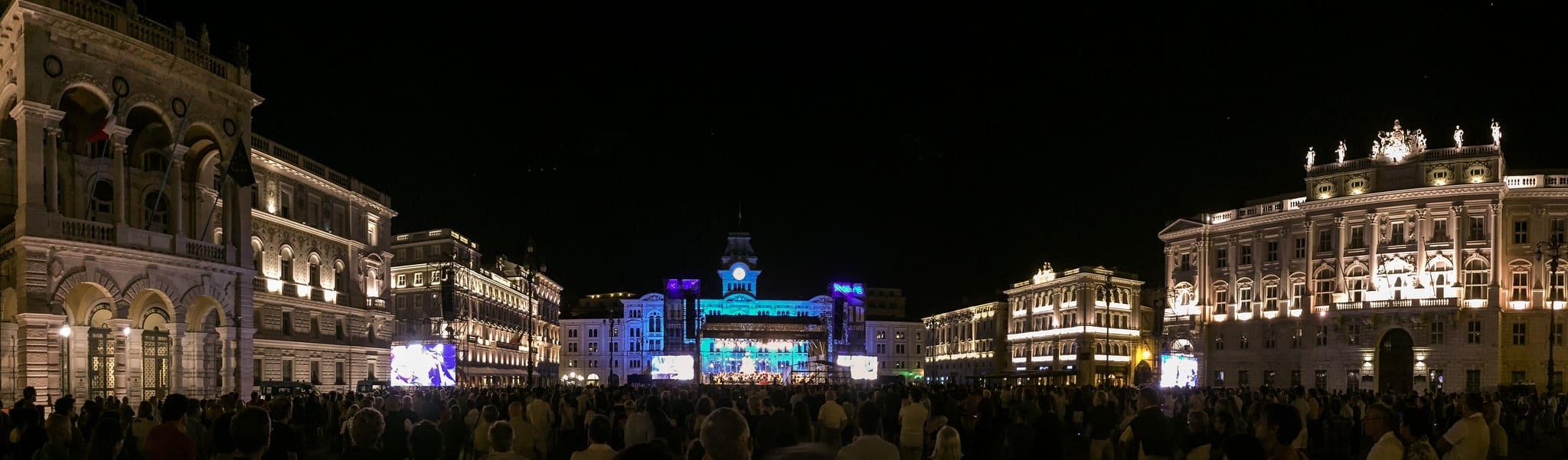 Capodanno in piazza San Marco