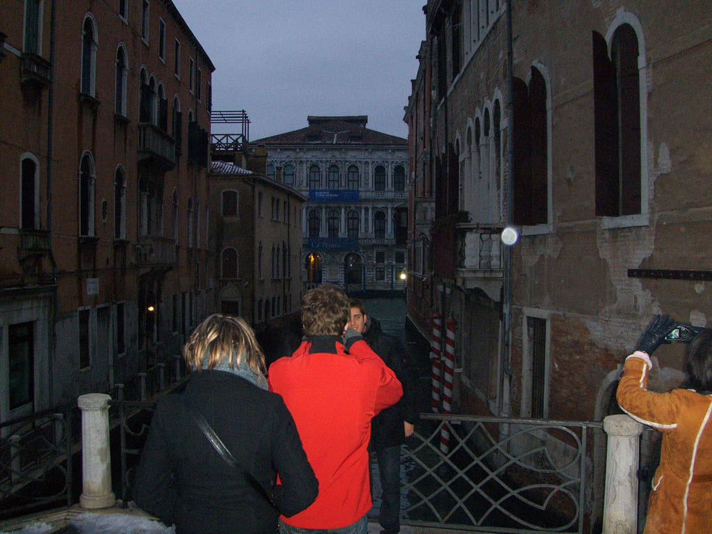 Notte 31 Dicembre a Venezia
